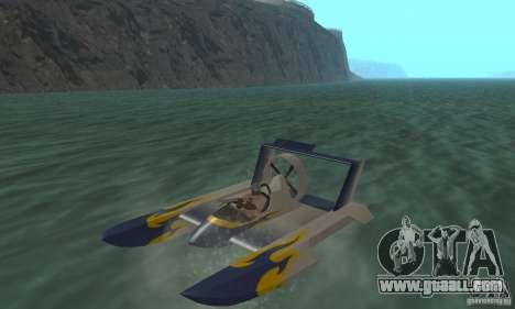 Hydrofoam for GTA San Andreas