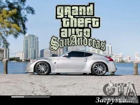 New loading screens 2011 for GTA San Andreas sixth screenshot