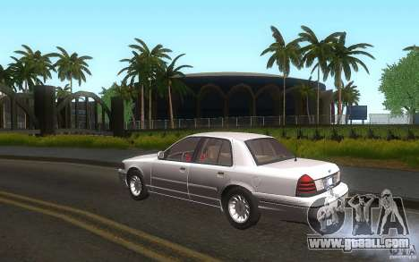 Ford Crown Victoria for GTA San Andreas