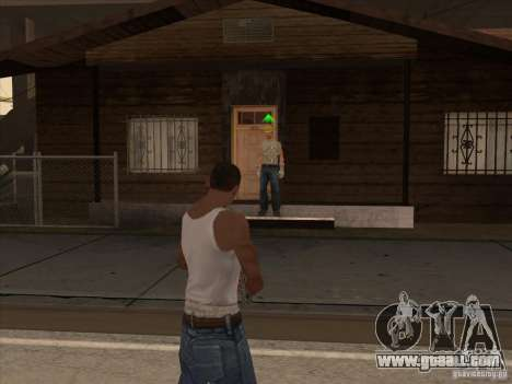 New Domestic Weapons Pack for GTA San Andreas fifth screenshot