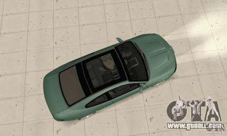 Vauxhall Monaro VXR Open SKY 2004 for GTA San Andreas right view