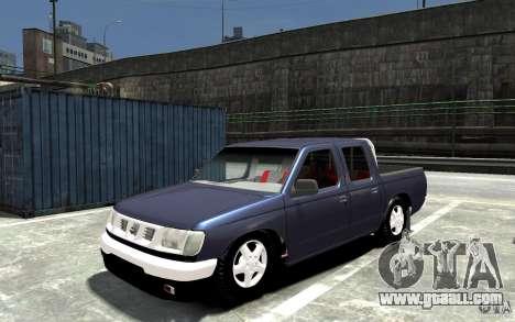 Nissan Pickup V 2005 for GTA 4