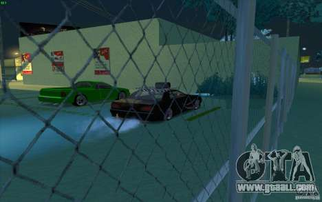 Elegy Rat by Kalpak v1 for GTA San Andreas