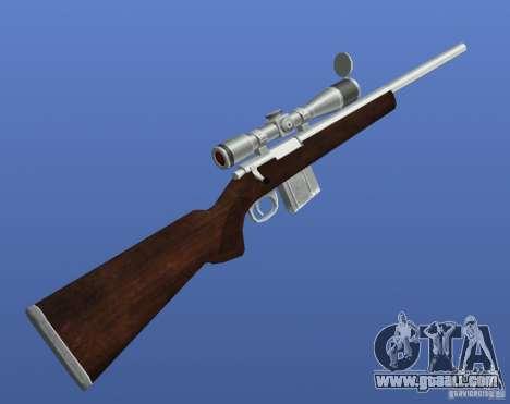 Mega Gun Pack (Chrom) for GTA 4 twelth screenshot
