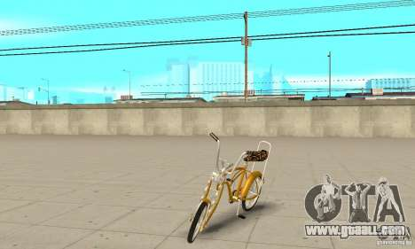Lowrider for GTA San Andreas
