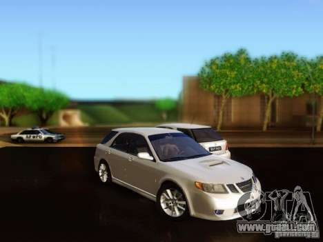 Saab 9-2 Aero Beta 2005 for GTA San Andreas left view