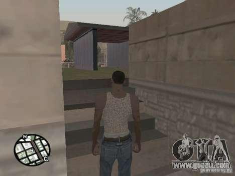 New Jersey, Karl for GTA San Andreas second screenshot