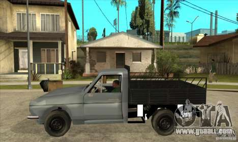 Anadol Pick-Up for GTA San Andreas left view