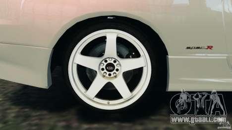 Nissan Silvia S15 Drift for GTA 4 upper view