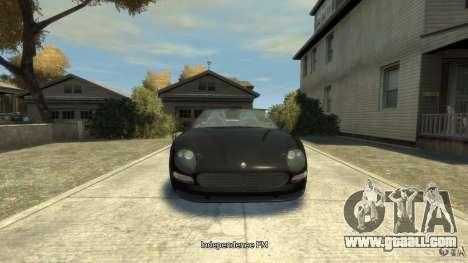 Maserati Spyder Cambiocorsa for GTA 4