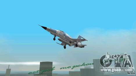 US Air Force for GTA Vice City