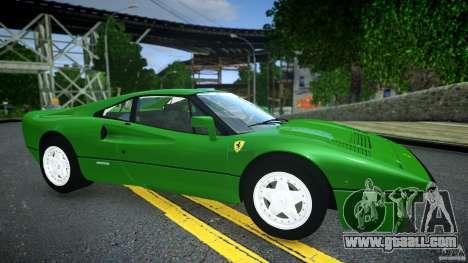 Ferrari 288 GTO EPM for GTA 4 left view