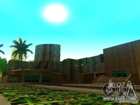 New building in Los Santos for GTA San Andreas