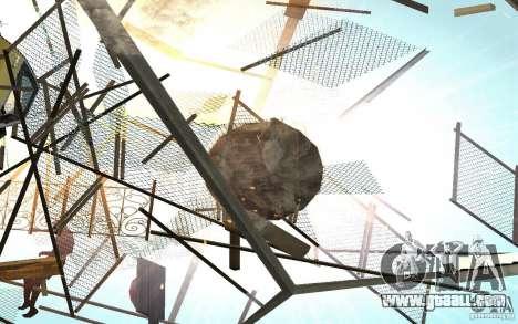 Black hole for GTA San Andreas seventh screenshot