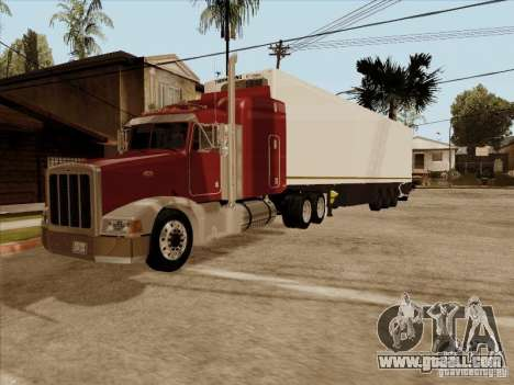 Peterbilt 377 for GTA San Andreas