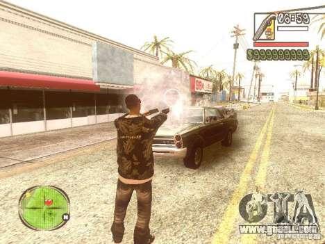 Wild Wild West for GTA San Andreas sixth screenshot