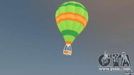 Balloon Tours option 10 for GTA 4 left view