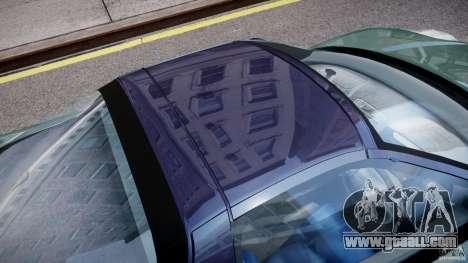 Honda NSX NA2 [Beta] for GTA 4 bottom view