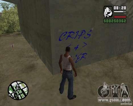 L.A. Mod for GTA San Andreas