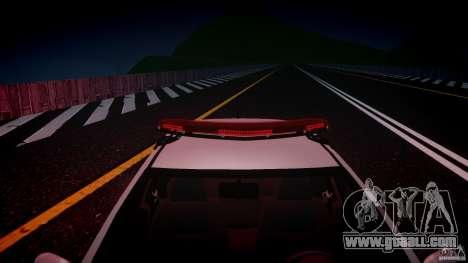 Volkswagen Gol G5 PMSP [ELS] for GTA 4 bottom view