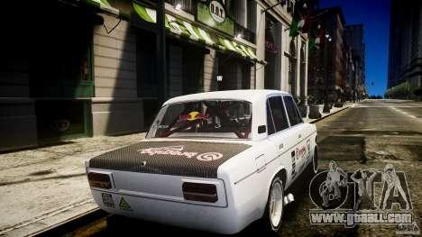 Lada VFTS V1 for GTA 4 back left view