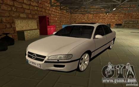 Opel Omega for GTA San Andreas
