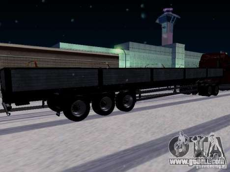 Trailer Tonar for GTA San Andreas