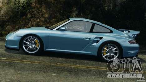 Porsche 997 GT2 for GTA 4 left view