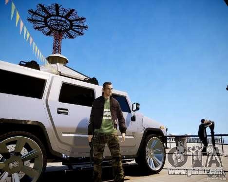 CoD Black Ops Hudson for GTA 4 sixth screenshot