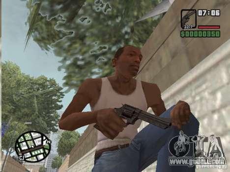Mafia II Full Weapons Pack for GTA San Andreas forth screenshot