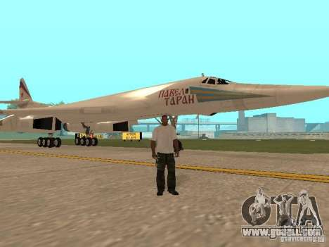 The -160 for GTA San Andreas