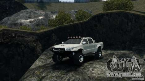 Toyota Hilux Trophytruck for GTA 4