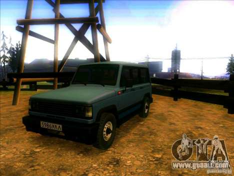 UAZ 3170 for GTA San Andreas
