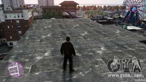 VC Style Radar/HUD (1 skin) for GTA 4 second screenshot