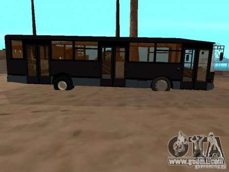 Volzhanin 5270 for GTA San Andreas back left view