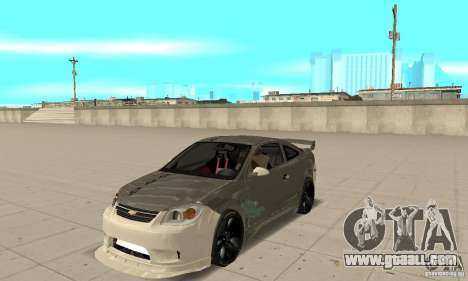 Chevrolet Cobalt SS NFS ProStreet for GTA San Andreas