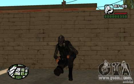 Blackwatch from Prototype for GTA San Andreas