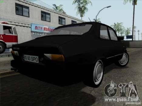Dacia 1310 L Sport for GTA San Andreas right view