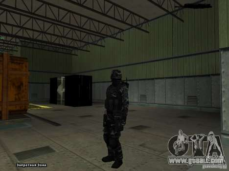 New Army for GTA San Andreas forth screenshot