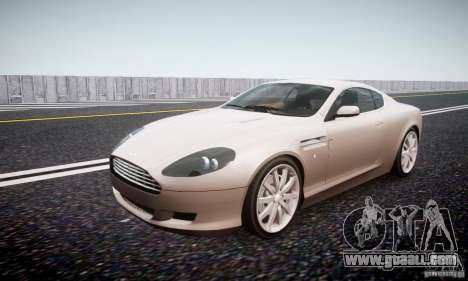 Aston Martin DB9 2005 V 1.5 for GTA 4