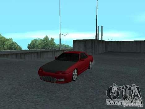 Nissan Skyline R32 Classic Drift for GTA San Andreas