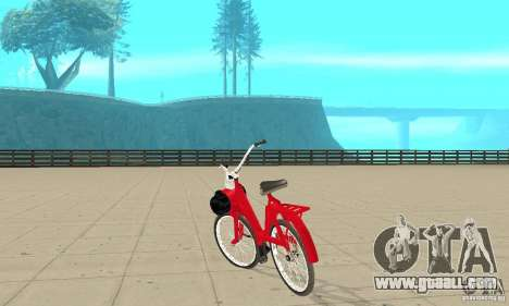 Solex for GTA San Andreas back left view