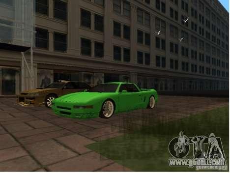 Deluxo Wheels Mod for GTA San Andreas forth screenshot
