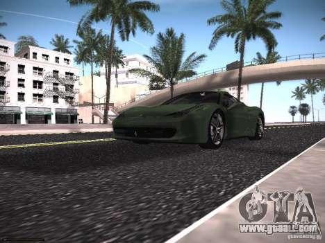 LiberrtySun Graphics ENB v2.0 for GTA San Andreas twelth screenshot