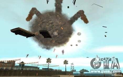 Black hole for GTA San Andreas third screenshot