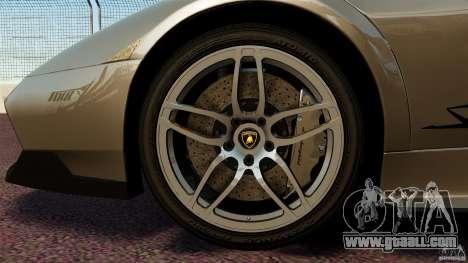 Lamborghini Murcielago LP670-4 SV [EPM] for GTA 4 side view