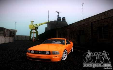 SA Illusion-S V1.0 Single Edition for GTA San Andreas second screenshot