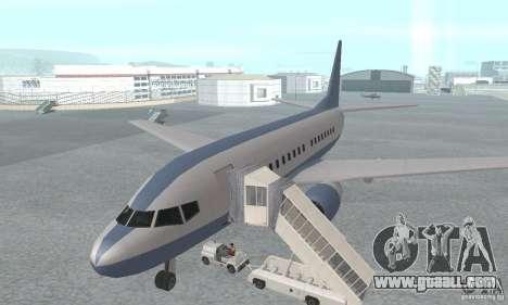 Airport Vehicle for GTA San Andreas