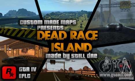 Dead Race Island for GTA 4