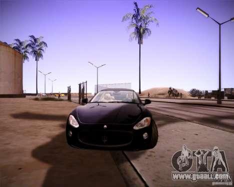 ENBseries by slavheg v2 for GTA San Andreas seventh screenshot